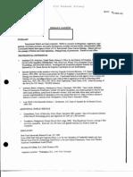 FO B1 Commission Meeting 4-10-03 Fdr- Tab 7- Eldridge Resume- Thomas R Eldridge 549