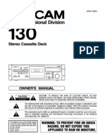 130 Manual