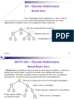 Discrete Maths Trees