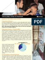 The Global Fund TB Fact Sheet