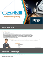 Details of SAP Services provided by Indian Companies
