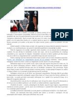Studiu Criminologic Privind Cauzele Delicventei