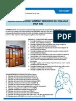 Factsheet PWS KIA