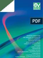 Catalogue Vortice