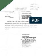 Castro Sentencing