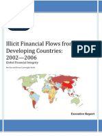 Illicit Financial Flows From Developing Countries- 2002-2006