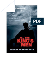 All the King's Men (Movie Tie-In) -- Discussion Guide