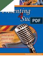 Presenting4Success Booklet v1.3