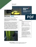 ROVsim2 O&G Brochure