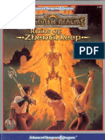 AD&D - Forgotten Realms - Ruins of Zhentil Keep