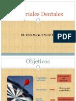 Introduccion a Los Biomat Dentales