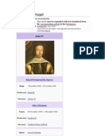 John IV of Portugal