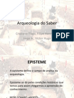 Arqueologia do Saber.pptx