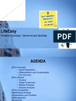 Business Plan-Life Easy-New Concept