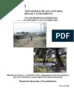Manual Prossapys2009