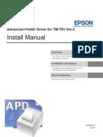 APD4 T81 Install E RevM