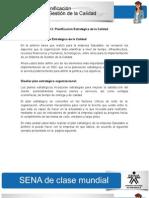 Actividad de Aprendizaje unidad 2 Planificación Estratégica de la Calidad (1)