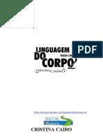 Livro - Linguagem do Corpo 2,Beleza e Saúde _ Cristina Cairo