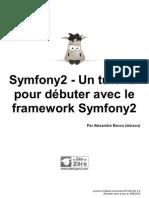 517569 Symfony2 Un Tutoriel Pour Debuter Avec Le Framework Symfony2