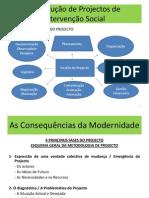 Construção de Projectos de Intervenção Social 33