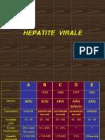 hepatitele virale