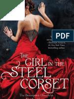 Girl Steel Corset by Kady Cross - Chapter 1 Excerpt