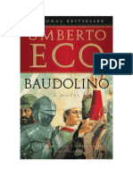 Baudolino -- Discussion Guide