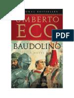 Baudolino -- Discussion Guide