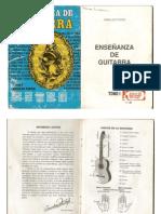 Enseñanza de guitarra_Arnoldo Pintos_Tomo I