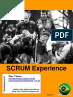 Scrum Experience [O Tutorial SCRUM] v16OTIMO