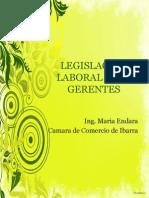 Legislacion Laboral Para Gerentes