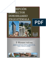 Descripcion Sector Inmobiliario en Guatemala