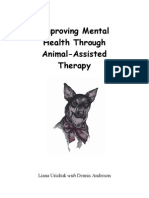 Manual in Single Doc-Dog assisted therapy