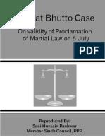 Nusrat Bhutto Case