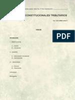 Principios Constitucionales en Costa Rica