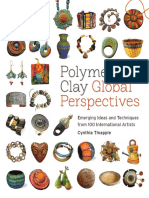 Excerpt from Polymer Clay Global Perspectives by Cynthia Tinapple