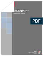 Assigment Report