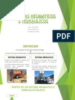 Diapositivas Sistemas Neumaticos e Hidraulicos