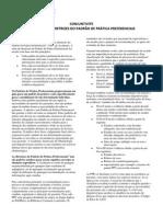 Portuguese - Conjunctivitis Summary Benchmarks - 2011