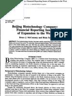 Beijing Biotechnology