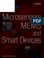 Extra Ref- Microsensors, MEMS and Smart Devices - Gardner Varadhan and Awadelkarim