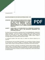 Boletin 13-08, Departamento de Hacienda de Puerto Rico