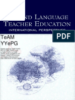 Lawrence Erlbaum - Second Language Teacher Education International Perspectives 2005