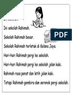 Sekolah Rahimah