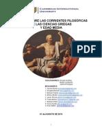Ensayo sobre corrientes filosóficas de las Ciencias Griegas y Edad Media 2