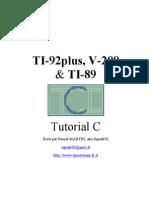Tutorial C TCI v3