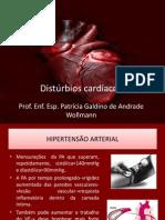 Distúrbios cardíacos