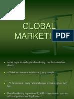 Global Marketing n