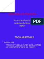 Arritmias en Pediatria