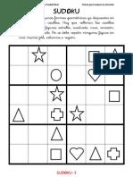 Plugin Sudokus Figuras Geometricas 6x6 3